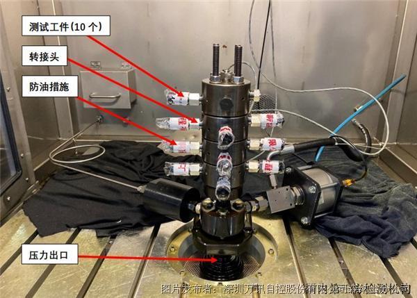 森纳士产品通过中美两国第三方检测机构千万次高频脉冲测试