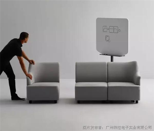 特控发布10.1寸电容触摸式模组化无风扇工业平板电脑