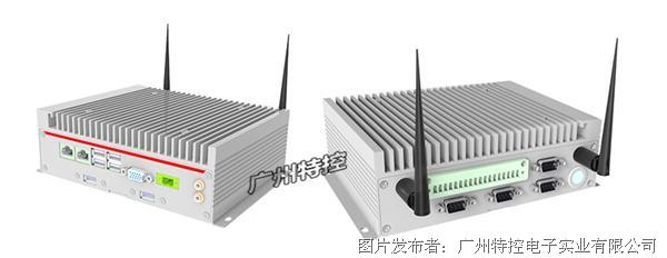 特控发布高性能i5宽压无风扇工控机BOX PC