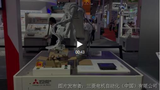 新产品推荐 | 三菱电机新型六轴机器人RV-8CRL