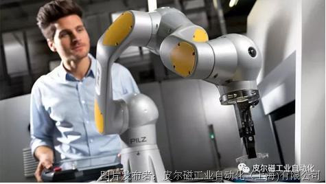 """皮尔磁:当机器人拥有了一双""""慧眼"""""""