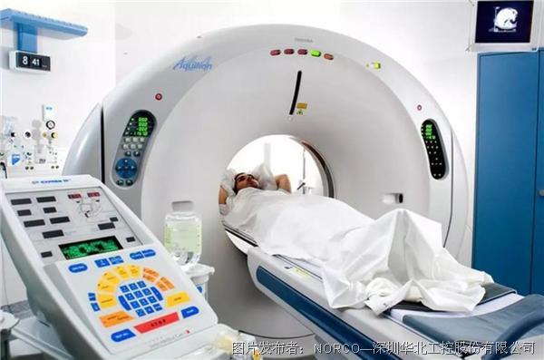 人工智能+医学影像:华北工控计算机助推健康医疗体系建设