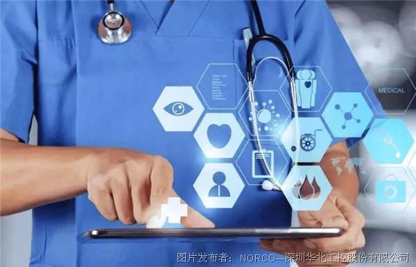 华北工控嵌入式计算机主板,为医疗监护仪的智能化发展提供助力