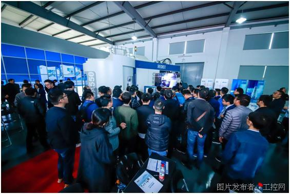 格劳博上海开放日:五轴高效加工