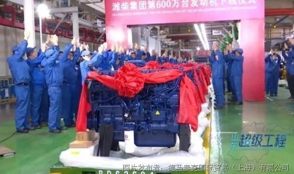 潍柴智能物流工程,开启制造业现代化物流应用新时代