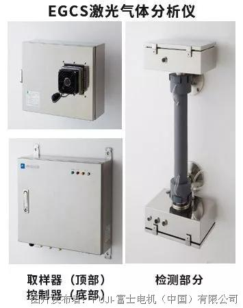 集团新闻 | 推出EGCS激光气体分析仪,助力船舶系统业务