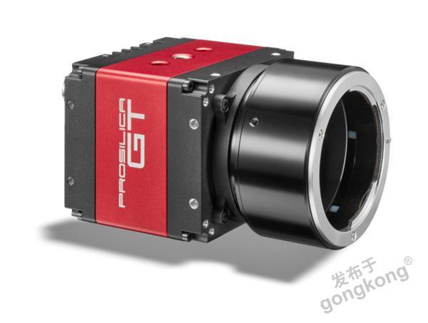 現已推出:Allied Vision發布三款全新高分辨率 Prosilica GT 相機