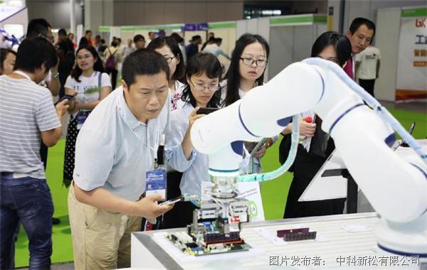 2019中国国际机器人展来了!三分钟让你了解协作机器人新本领