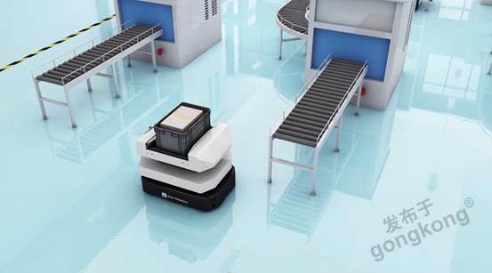 仙知机器人|激光导航移动机器人是如何工作的?