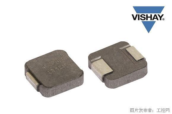 Vishay推出的新款小型商用电感器工作温度可达+155 C