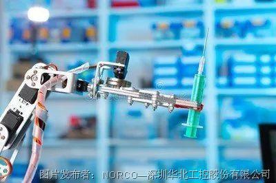 华北工控 | 嵌入式计算机系统赋能医疗机器人技术落地
