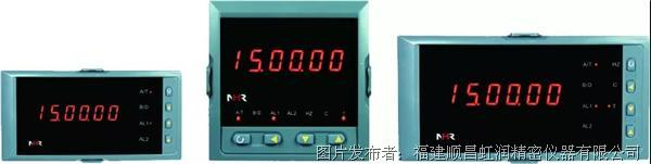 虹潤NHR轉速表/定時器