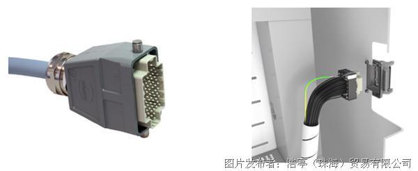 Han® DDD: 以最低限度的空间要求实现安全信号传输