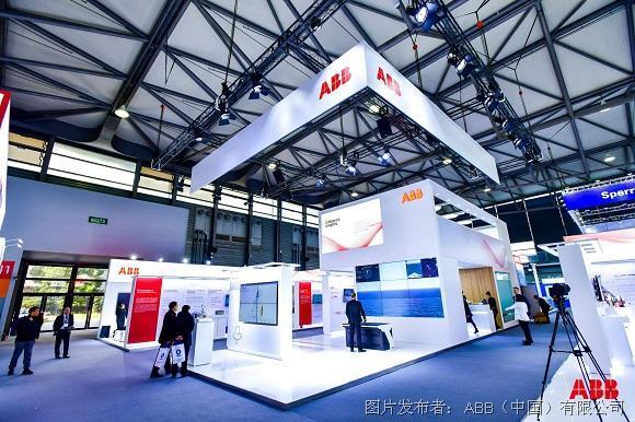 ABB智能技術集中亮相中國國際海事展