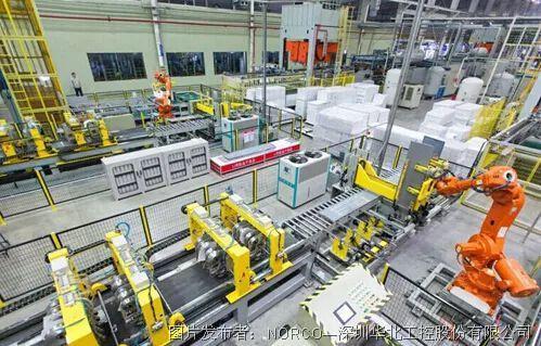 """華北工控:嵌入式計算機系統賦能新一代""""智能工廠""""建設快速發展"""