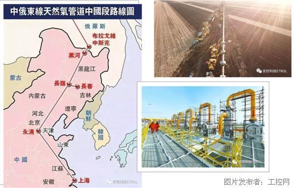 中俄元首连线通气 安控以自主创新驻守能源战略安全