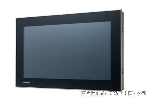 研华推出新一代FPM-200系列工业触控显示器