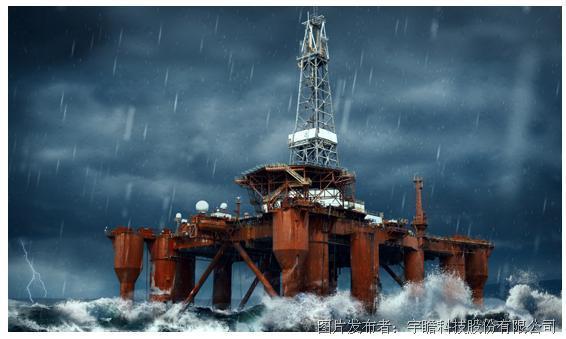 宇瞻科技工业存储成功案例分享——海上石油钻井平台