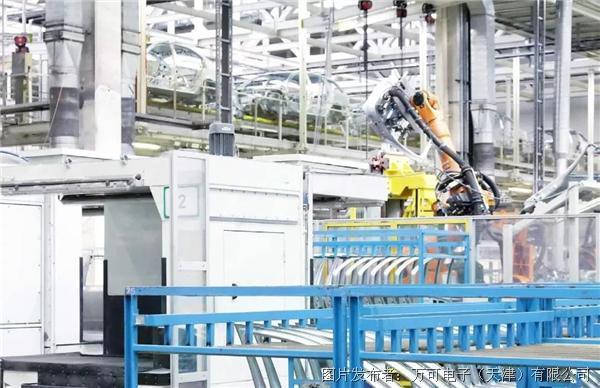 舍弗勒德国工厂携手万可实现7*24小时能源高效监管