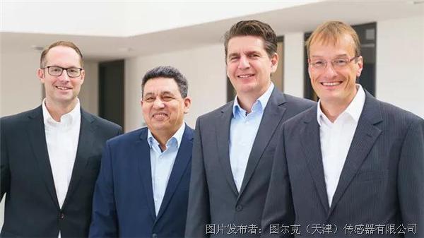 图尔克收购ASINCO股份 | 迎接未来IIoT项目
