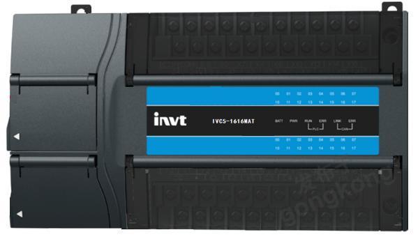 英威腾集成EtherCAT主站的总线型PLC——IVC5