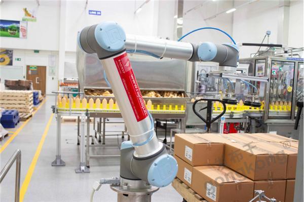 优傲协作机器人 小身躯大能量