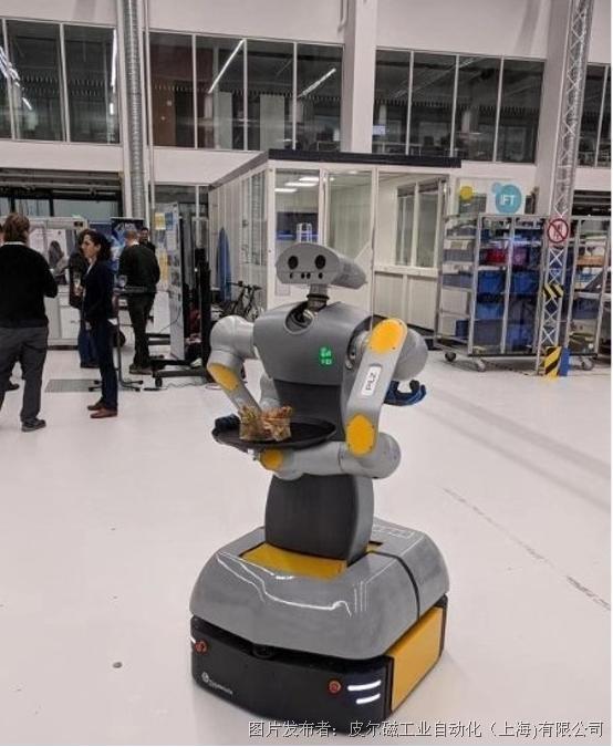 皮尔磁:机器人HoLLiE在ROS-I会议上亮相