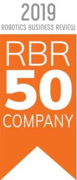 科尔摩根荣登《机器人商业评论》发布的2019全球机器人公司RBR50强榜单