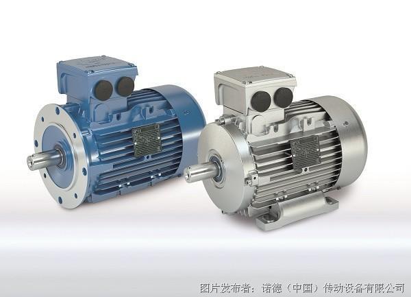 诺德进一步优化IE3异步电机设计