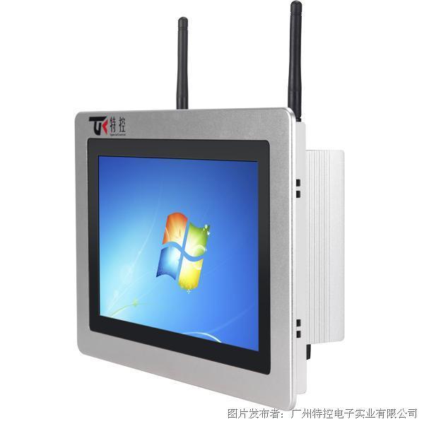 新品发布-低功耗J1900模块化工业平板电脑