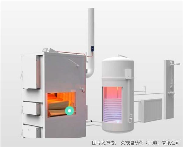 久茂固体燃料锅炉应用