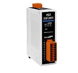 泓格高速兩通道增量型編碼器新產品上市: ECAT-2092T