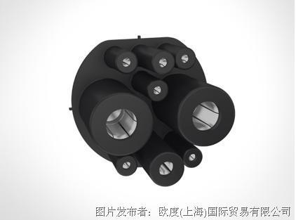 欧度推出IEC充电连接器ODU TURNTAC® GB/T DC 和 AC 接口