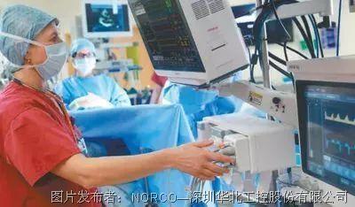 拥抱医疗4.0:华北工控嵌入式计算机在智能监护仪中的应用