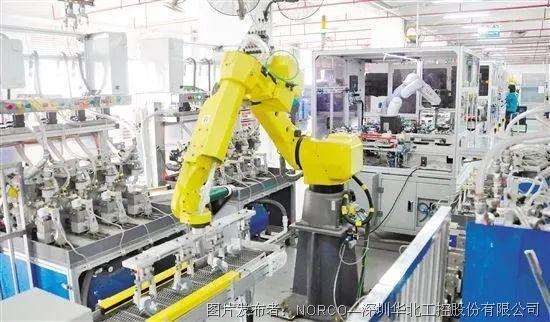 """赋能""""智""""造,华北工控嵌入式计算机在自动化产线中的应用"""