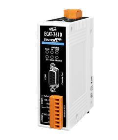 泓格智能电表网关新产品上市: ECAT-2610-DW