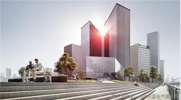 ABB 将西朗自控纳入其智慧建筑产品组合