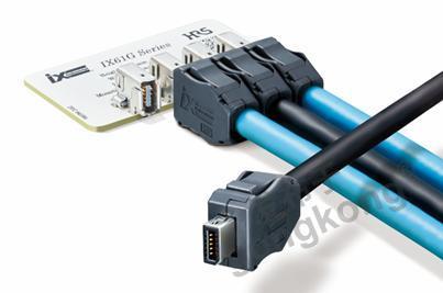 广濑电机株式会社与美国Amphenol就新一代以太网连接器ix Industrial™的普及  达成合作伙伴协议