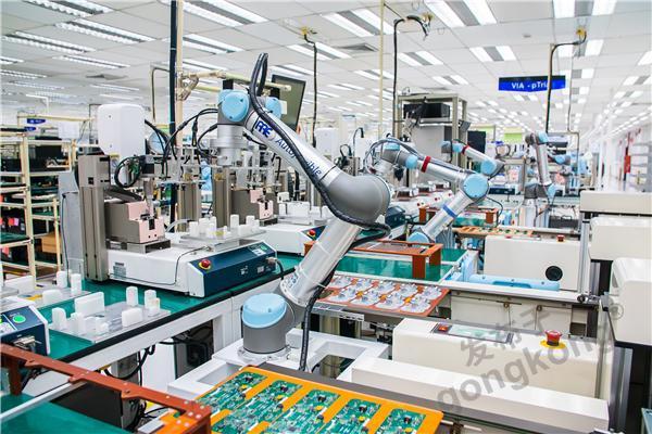 优傲机器人为制造工艺带来革新