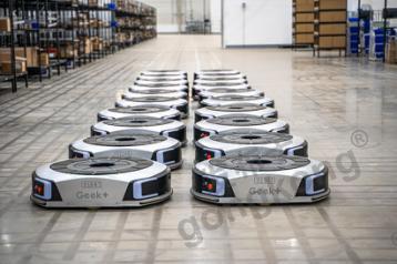 疫情启示:物流机器人如何助力企业反脆弱?