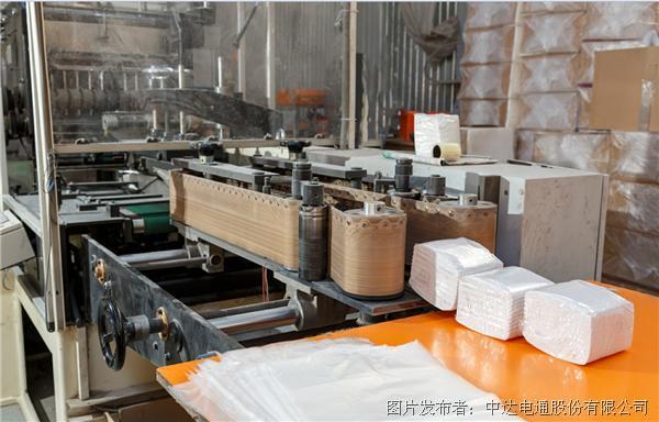 台达切膜机解决方案,提高卫生纸制程产能和效率