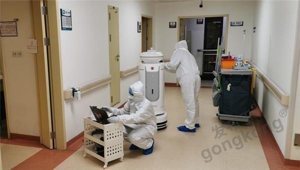 未來已來 移動機器人技術助力智慧醫療