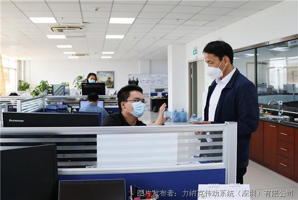 三周恢复zheng常生chan,推杆龙头企业力纳克为客户注入强xinji