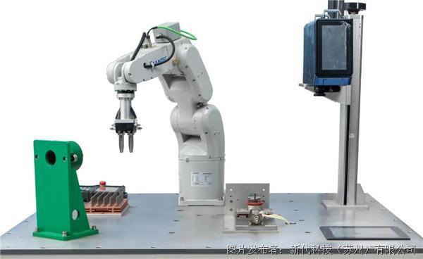 联达工业机器人解决方案齐登场!