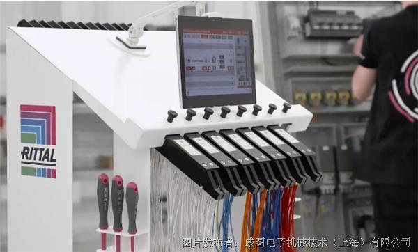 德國威圖WT全自動線纜加工中心—專業、高效的全自動線纜加工解決方案