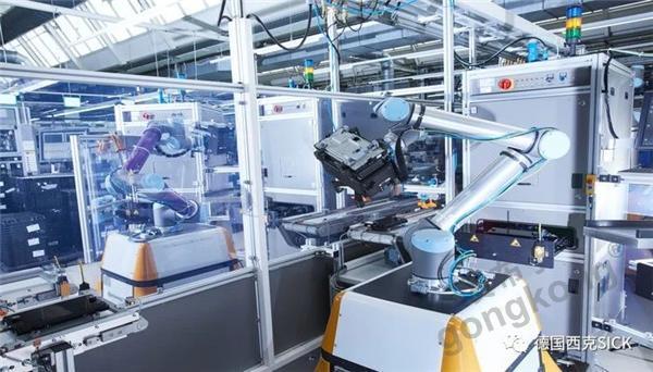 灵活而安全的人机协作:大陆集团的精益型人机协作(HRC)解决方案