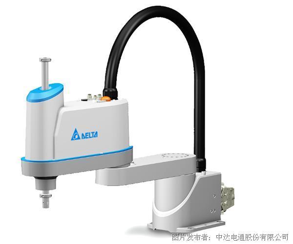 臺達工業機器人+視覺系統解決方案 提升濕巾蓋貼裝精度和效率