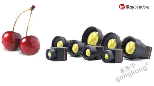 Micro III系列超小型专业级红外成像测温机芯 | 樱桃机芯 挑战极限
