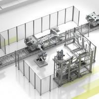 倍加福R20X系列進行小零件的精密測量與可靠檢測