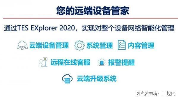 TES EXplorer 2020|工业物联网4.0下,如何让硬件更智能?足不出户洞悉全部